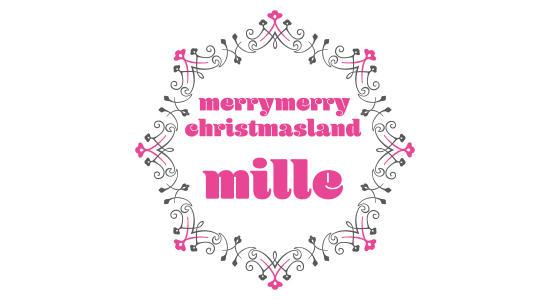 メリーメリークリスマスランド ミッレ02