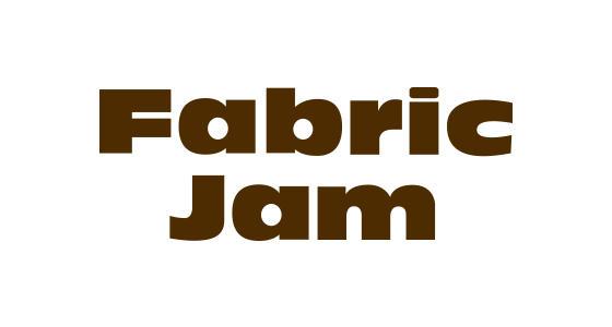 Fabric Jam01
