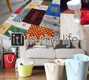 キッチン用品、生活雑貨のinthelife(インザライフ)のポップアップショップ