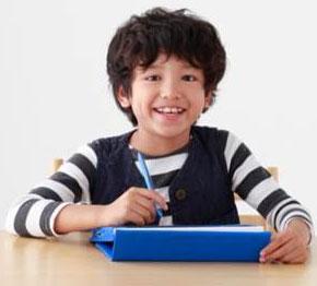 小学生向けタブレット学習 「チャレンジタッチ」冬の無料体験会