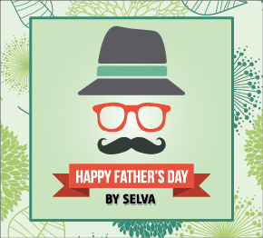 Happy Father's Day by SELVA