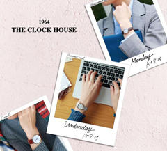 セルバテラス 2階 THE CLOCK HOUSE『クロックハウス オリジナルソーラーウォッチ!』