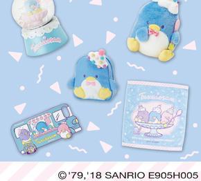 Sanrio GIFT GATE 『タキシードサム新デザインシリーズ発売』