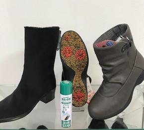 CAMINAR『防滑ブーツお買い上げのお客様に消臭スプレー(小)をプレゼント』