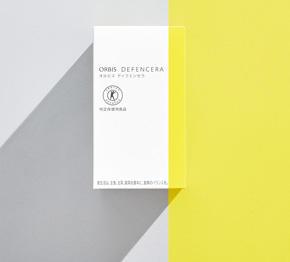 ORBIS THE SHOP『新商品ORBIS DEFENCERA』