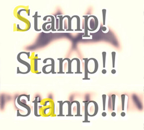3F pual  ce cin『Early  Autumn Style Fair & Stamp!Stamp!Stamp!開催』