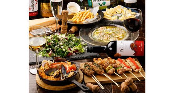 仙台焼き鳥とワインの店 大魔王 Terrace01