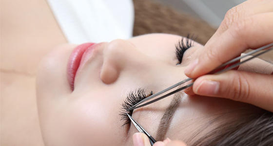 Eyelash Salon Blanc01