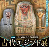 ニッセンレン・テラス『古代エジプト展』