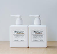 MARKS&WEB『定番商品に仲間入り 高保湿タイプの全身用乳液』